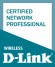 D-Link_Certified_Network_Wireless_logo (Custom)